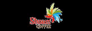 nasi klienci - logo Strauss Coffee